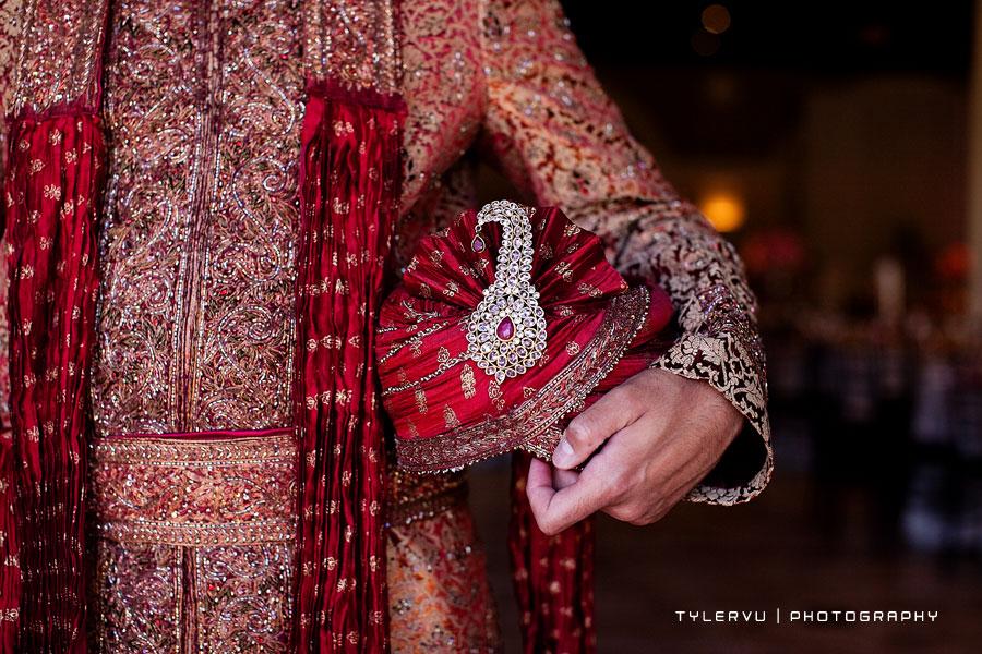 Turban wedding